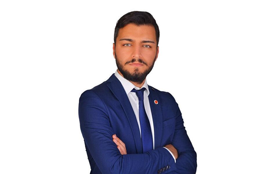 Siber Güvenlik Uzmanı Ali Keskin.