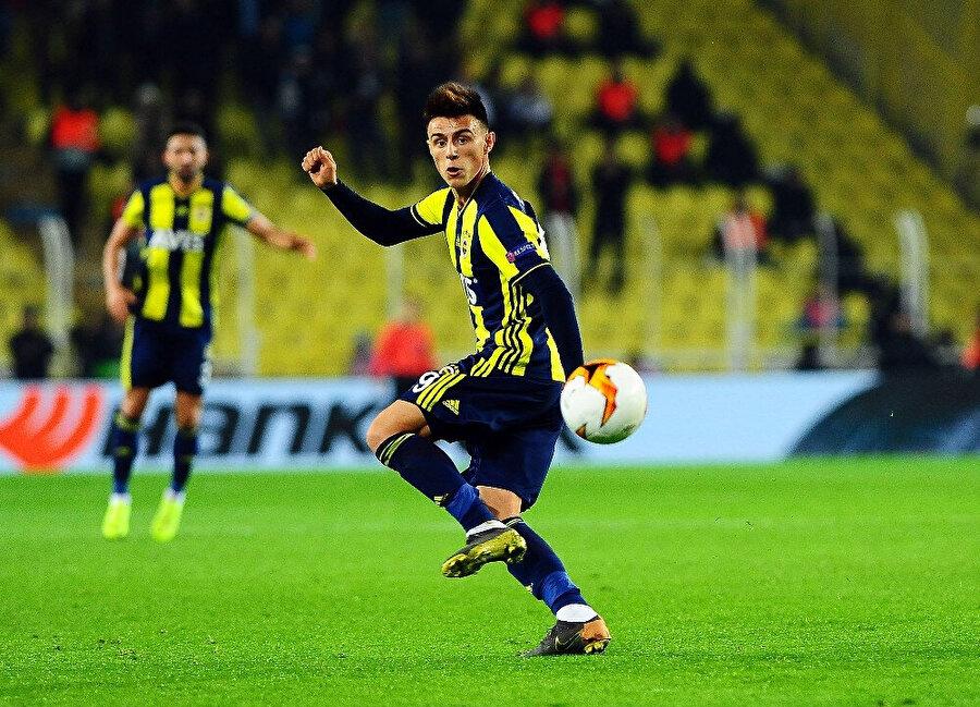 Eljif Elmas, Fenerbahçe'ye tam 16 milyon Euro kazandırdı.
