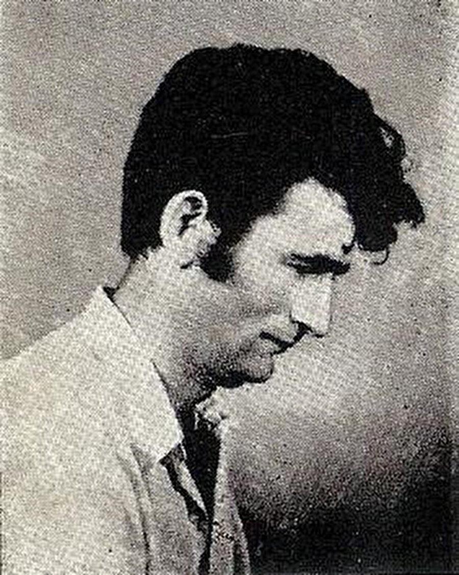 Radovan Karaciç, 1971.