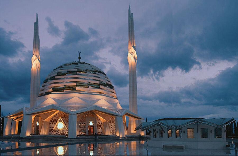 Marmara İlahiyat Cami