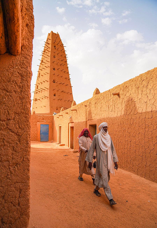 Agadez Cami, Nijer