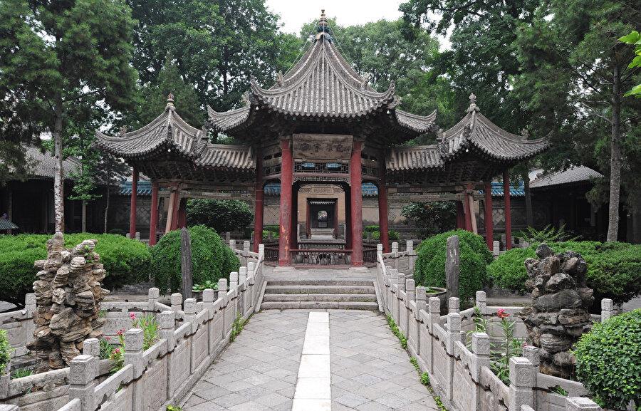Xian Mosque, Çin