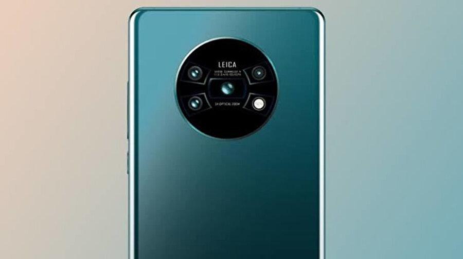 Mate 30, Google servisleri olmadan çıkan ilk Huawei telefon.