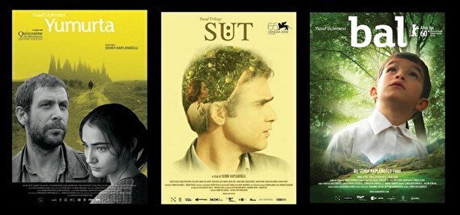 . Semih Kaplanoğlu, sinemamızın en çok heyecanlandıran isimleri arasında kalmaya devam edecek gibi.