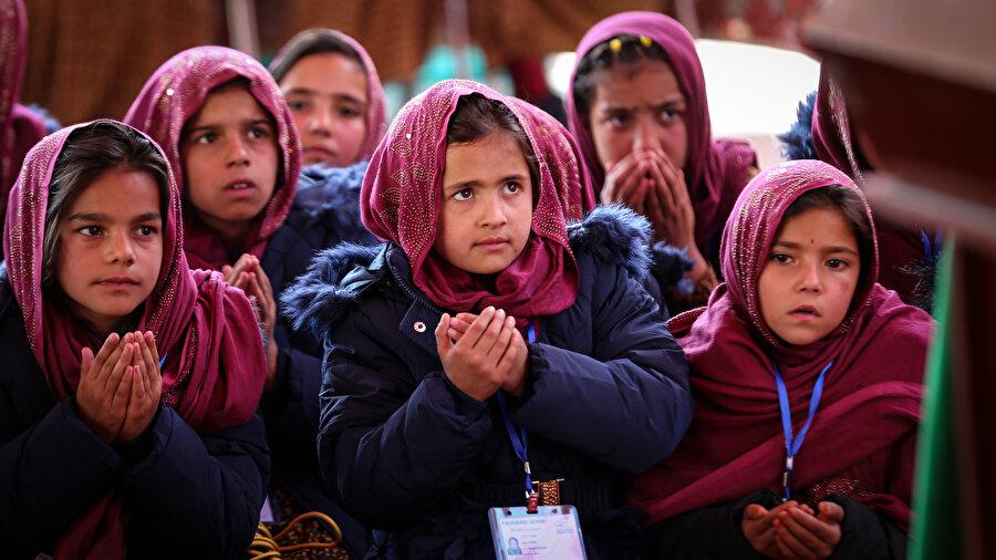 İslam coğrafyasının çocukları.