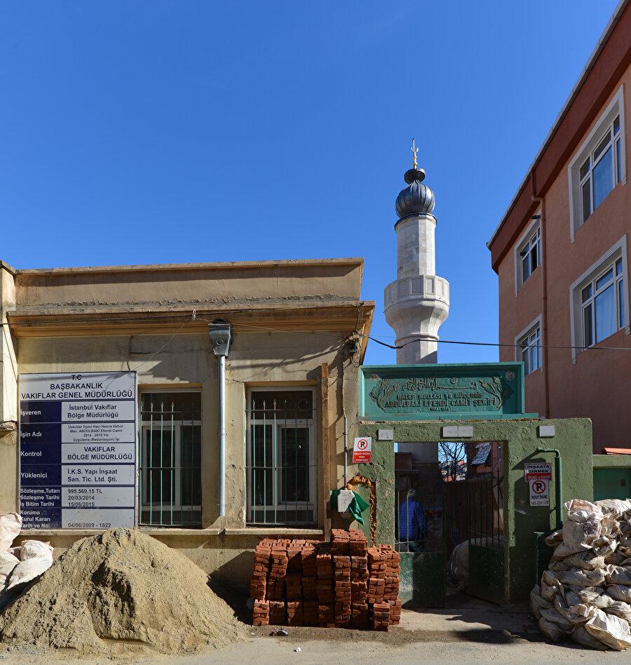 Sultantepe Müderris Abdülbaki Efendi Camii