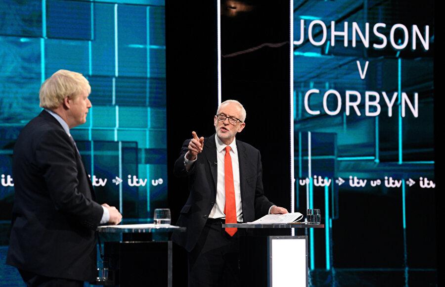 Johnson ve Corbyn 6 Aralık'ta bu kez BBC'de yayımlanacak tartışma programında karşı karşıya gelecek.