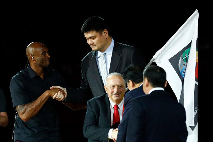 ABD-Çin gerginliği Yao Ming üzerinden NBA'e bile sıçramış durumda.
