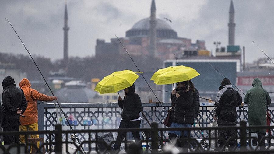 Marmara Bölgesi'nde soğuk hava kendisini hissettirecek.