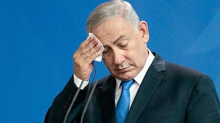 Netanyahu, polisin yolsuzluk soruşturmasında tanığa şantaj yaptığını iddia etti.