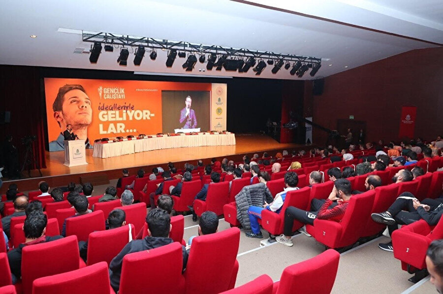 Başakşehir Gençlik Çalıştayı.