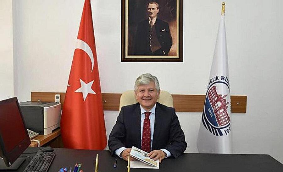 Sağlık Bilimleri Üniversitesi (SBÜ) Rektör Yardımcısı ve Enfeksiyon Hastalıkları Uzmanı Prof. Dr. Kemalettin Aydın