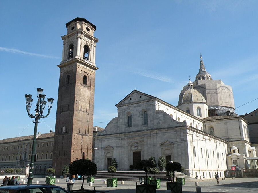 San Giovanni Battista Katedrali.