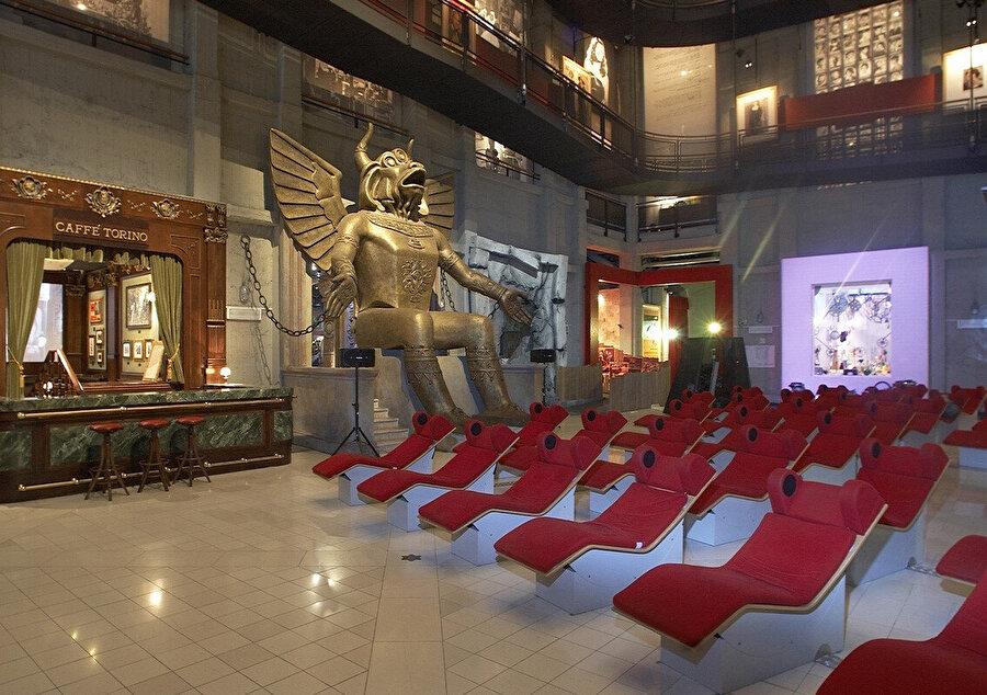 Ulusal Sinema Müzesi.