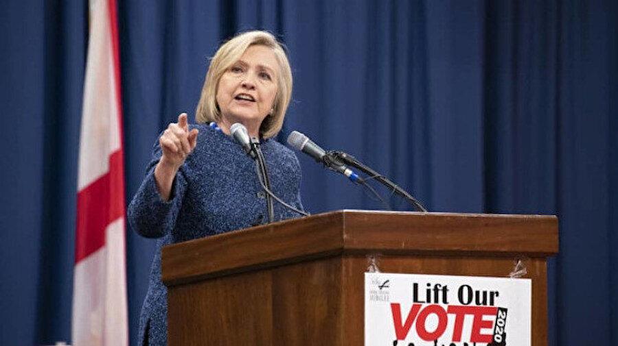 ABD 2016 Başkanlık seçiminin kaybedeni Demokrat Partili Hillary Clinton, 2020 ABD Başkanlık seçimlerinde aday olmayacağını belirtmişti.