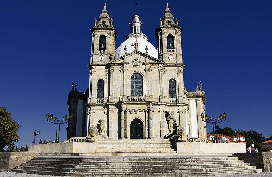 Sanctuary of Our Lady of Sameiro.