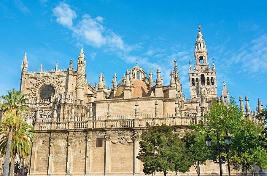 Sevilla Katedrali.