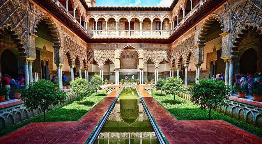 Gerçek Alcázar.