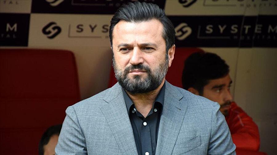 Büent Uygun, Beşiktaş maçı öncesinde açıklamalarda bulundu.