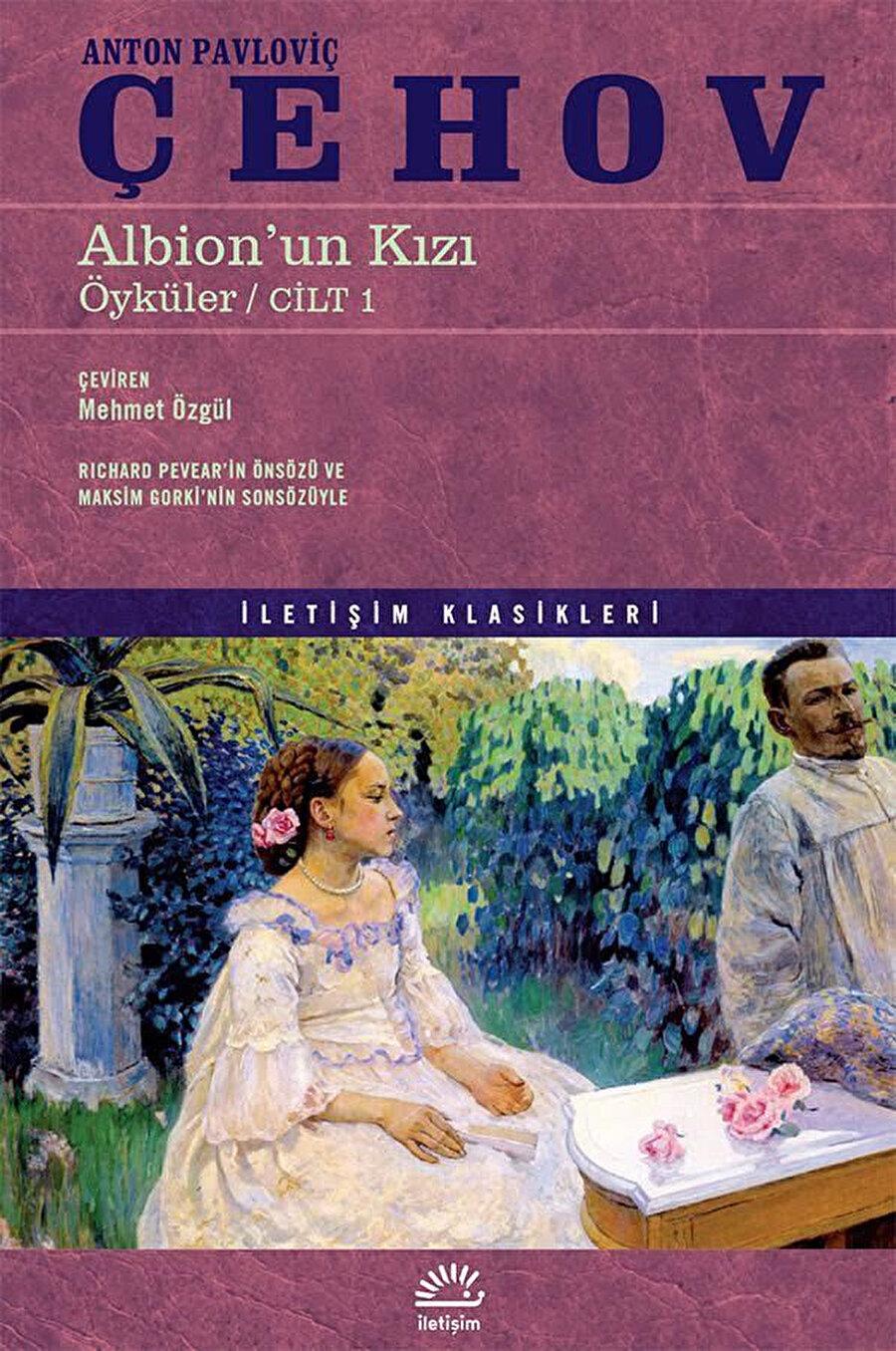 Albion'un Kızı, Anton Çehov