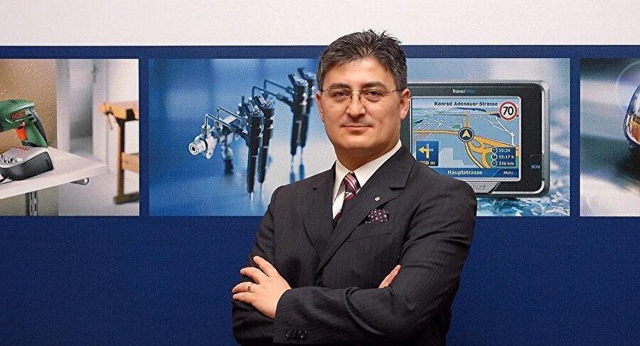 Yerli otomobil CEO'su Mehmet Gürcan Karakaş