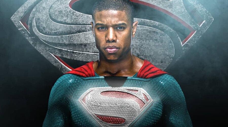 Michael B. Jordan Superman olarak görmeye hazırız!