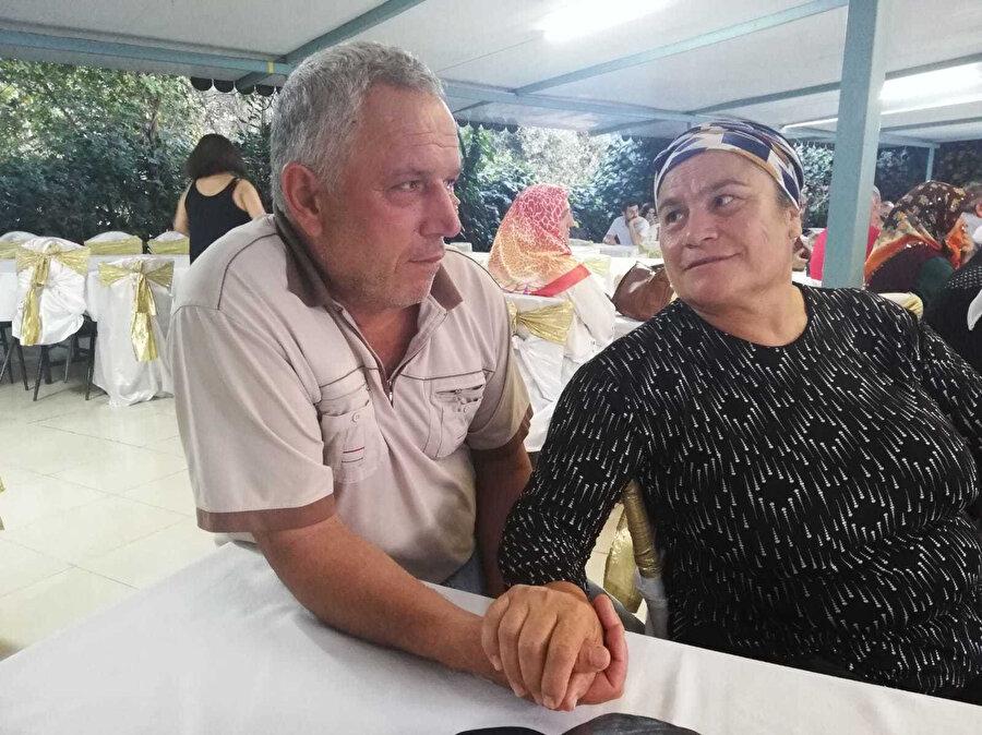 Ramazan Yıldız ve eşi Zuhriye Yıldız