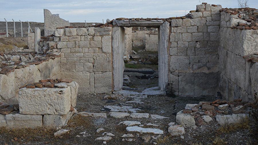 Antik kenti turizm değeri olarak gördüklerini ve inanç turizmine kazandırılacak.