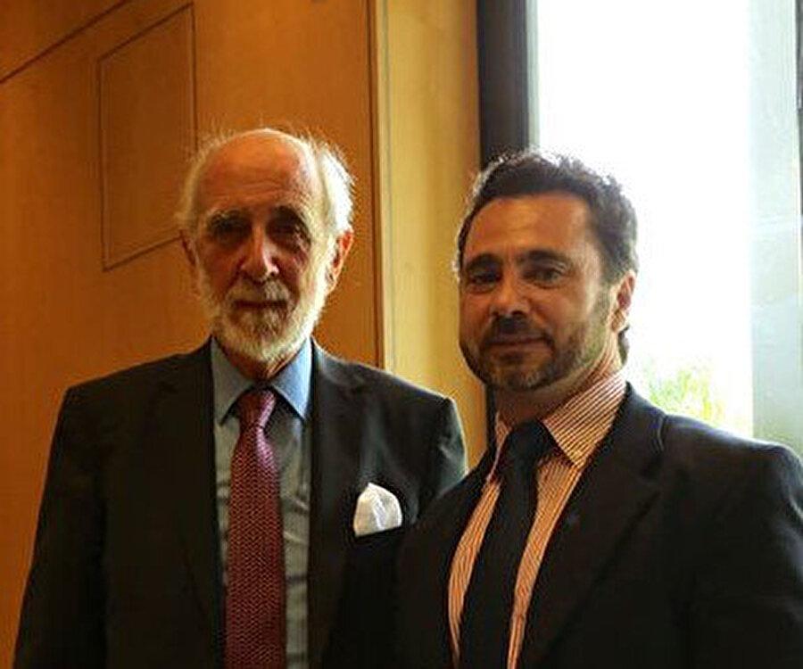 Abdulkadir es-Sufi ve Dr. Ali Azzali