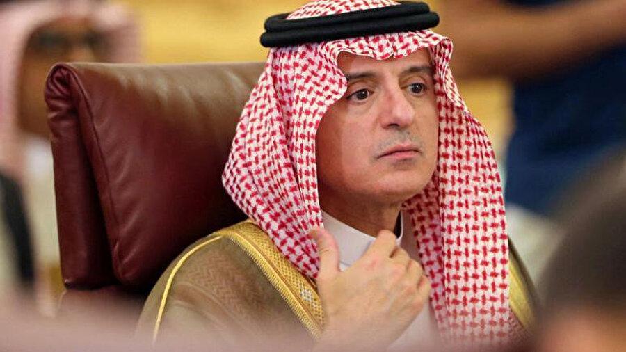 Suudi Arabistan Dışişlerinden Sorumlu Devlet Bakanı Adil el-Cubeyr.