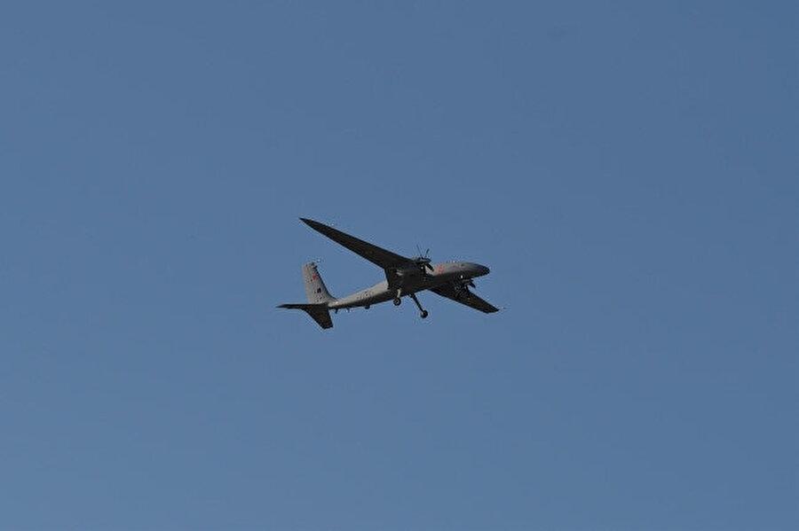 Akıncı Taarruzi İnsansız Hava Aracı (TİHA) 16 dakika uçuş yaptı -AA