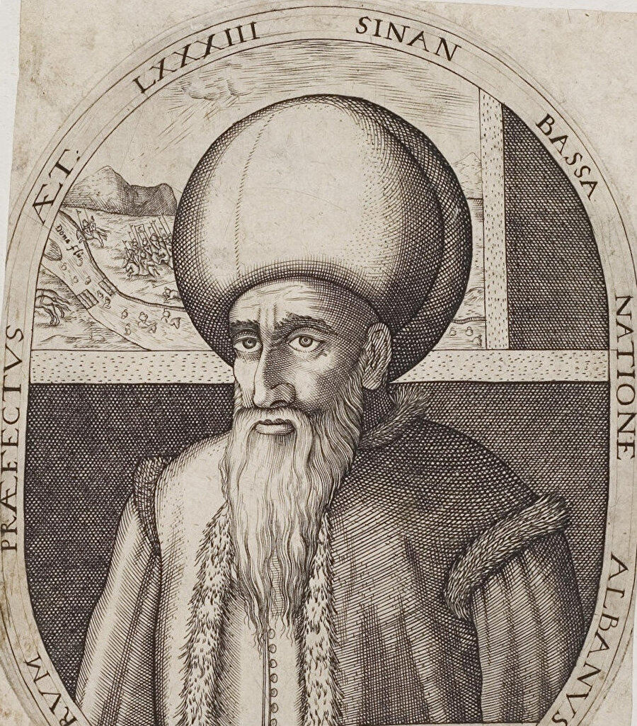 Sinan Paşa.