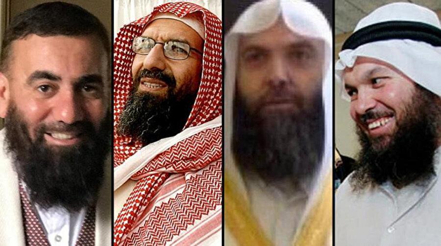 İsveç'te DEAŞ yanlısı olmakla ittiham edilen 6 imam hakkında sınırdışı kararı aınmış ama toplumun baskısı nedeniyle uygulanmamıştı.
