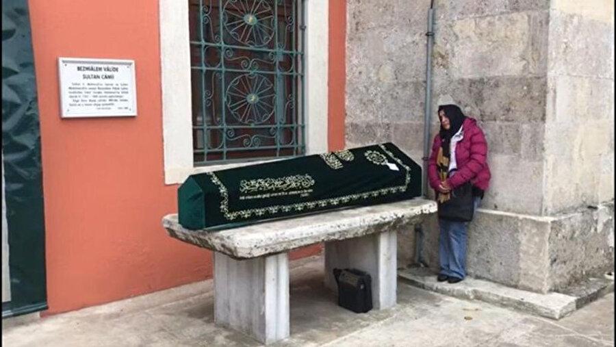 Ayşe Kızmaz'ın cenazesi 8 yıl sonra toprağa verildi.