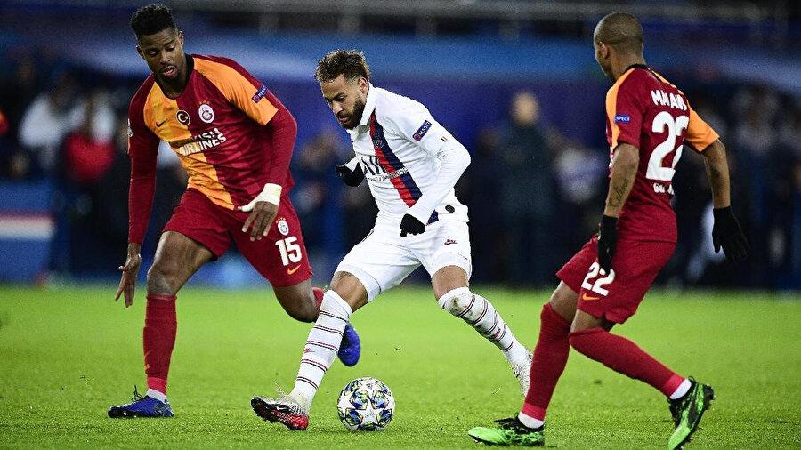 Galatasaray bu sezon şampiyonlar Ligi'nde sadece 1 gol atabildi.
