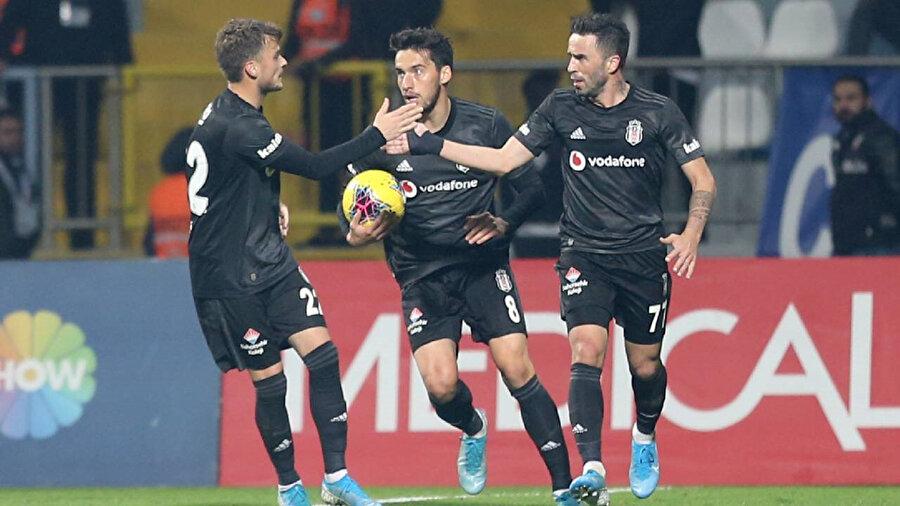 Beşiktaş bu sezon Vodafone Park'ta 13 gol atıp kalesinde 3 gol gördü.