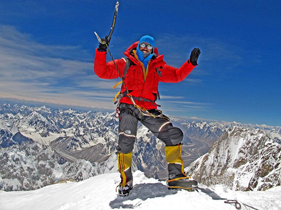 Dağcı Tunç Fındık'ın bir sonraki hedefi, Everest'e oksijensiz tırmanmak!