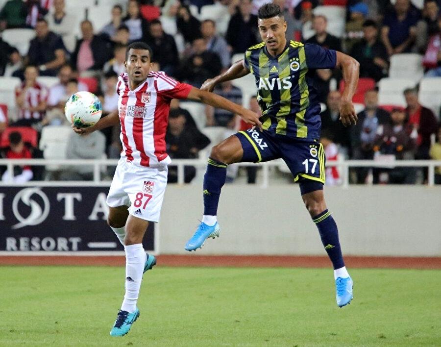 Fenerbahçe geçen sezon Sivasspor ile deplasmanda 0-0 berabere kalmıştı.