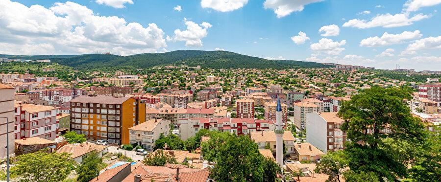 Yozgat manzarası