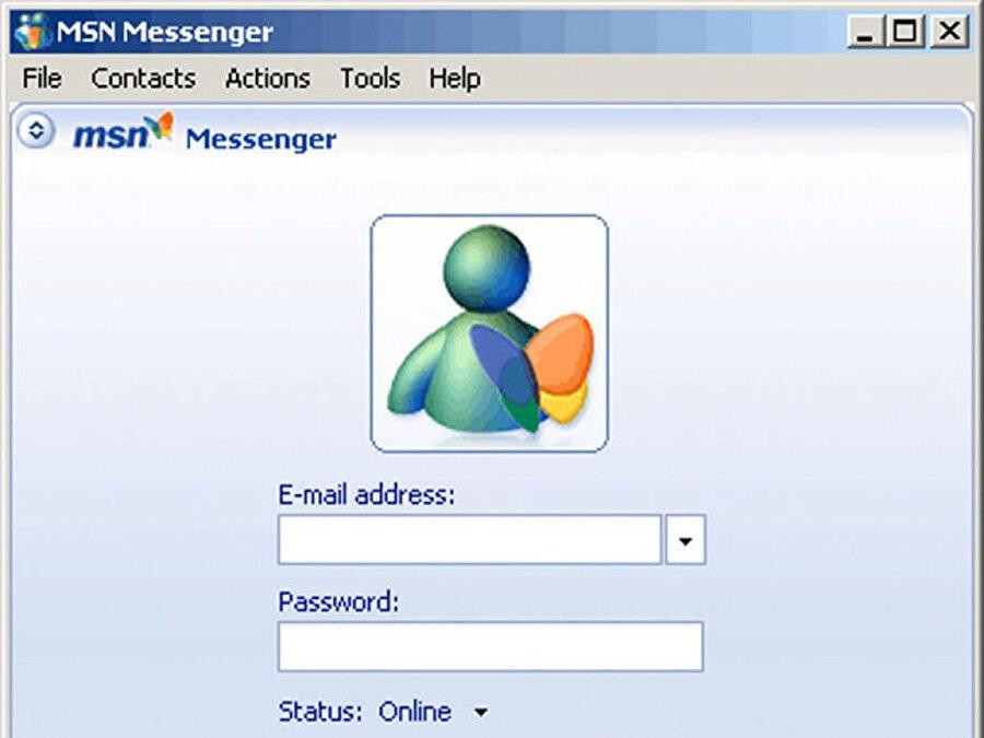 MSN Messenger'ı fazlasıyla özledik.