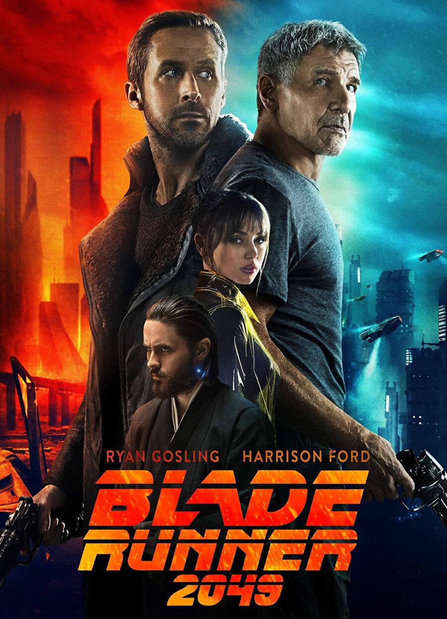 Bıçak Sırtı 2049 film afişi