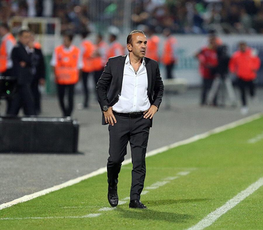 Mehmet Özdilek'in takımı son 4 haftada 10 puan topladı.