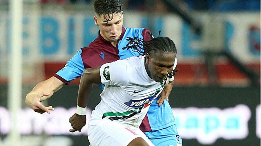 Hugo Rodallega bu sezon 4 gol kaydetti.