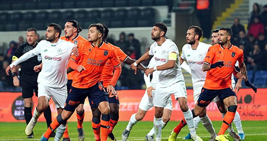 Medipol Başakşehir 13 maçtır kaybetmiyor.