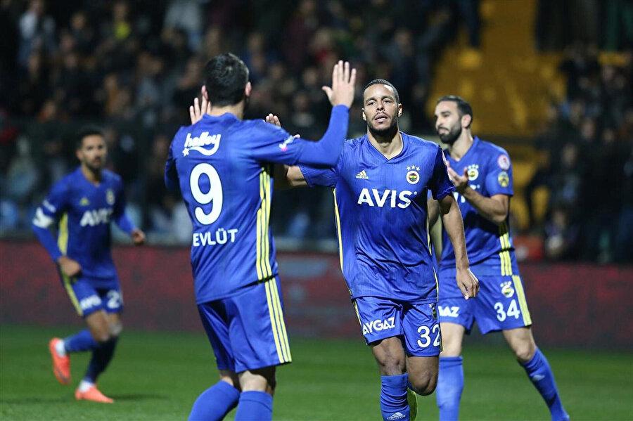 Zanka Fenerbahçe formasıyla bu sezon 3 gol kaydetti.
