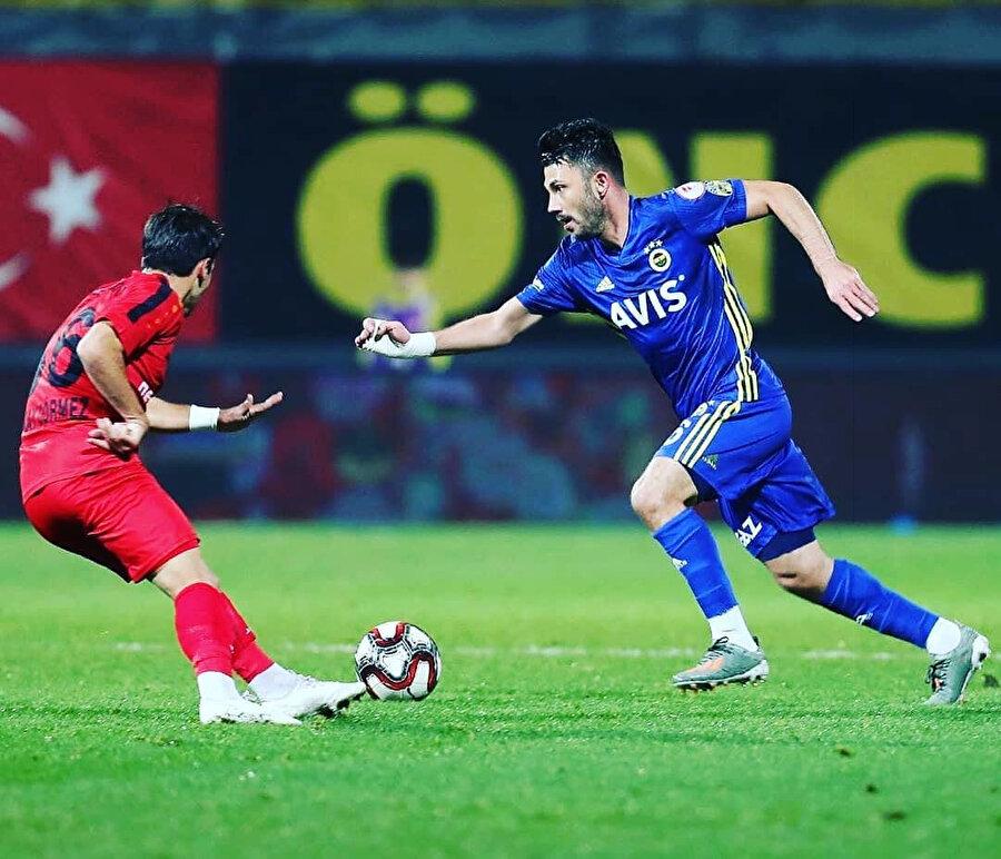 Tolgay Arslan Türkiye Kupası'nda 2 gol kaydetti.