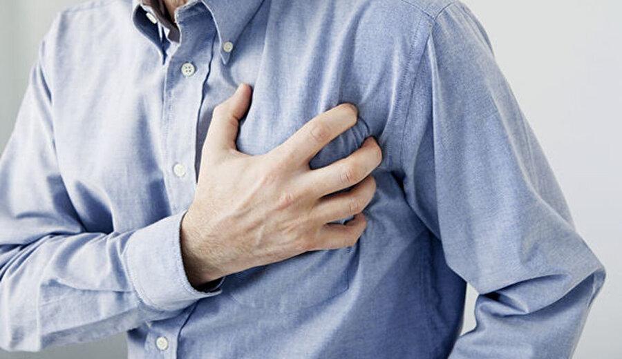 Göğüs ağrıları konusunda dikkatli olmak gerekiyor.