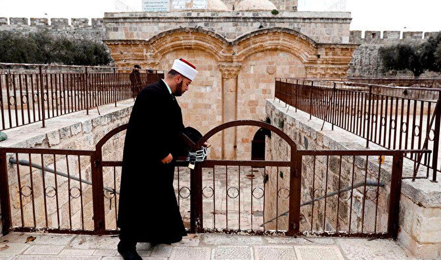 Rahmet Kapısı Mescidi, 16 yıl ibadete kapalı kaldı.