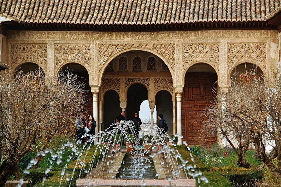 El Hamra, Granada.