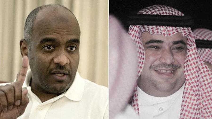 Ahmed el Asiri ve Saud el Kahtani.
